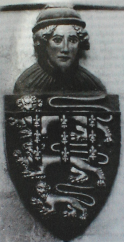 Effigy of Henry of Grosmont in the York Minster Choir