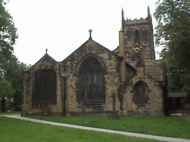 Normanton Parish Church