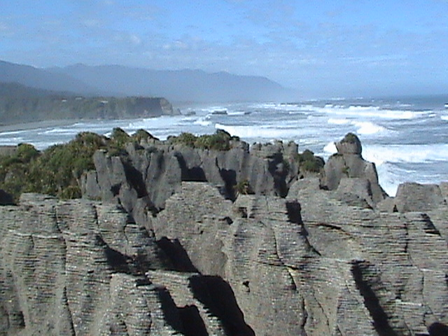 Pankaiki, Pancake Rocks West Coast