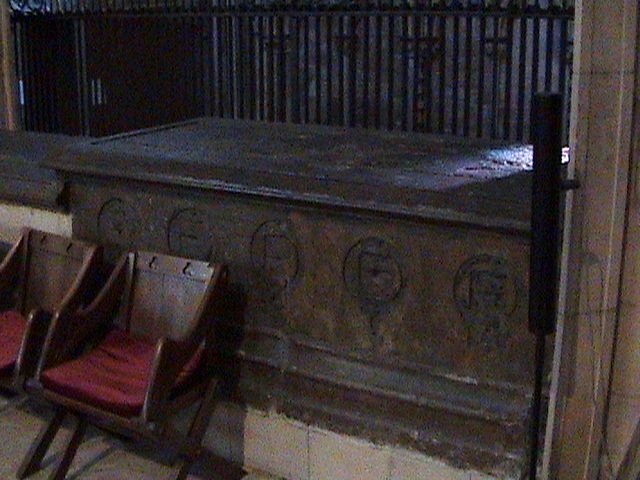 Tomb of Katherine Swynford and daughter