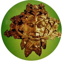 Greenman from York Cathedral
